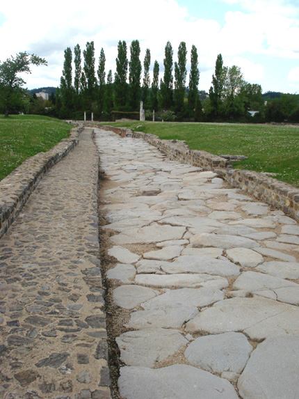 Ancient Roman Road